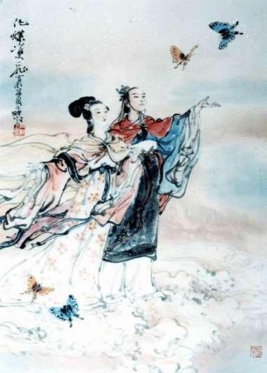 Liang Shanbo y Zhu Yingtai