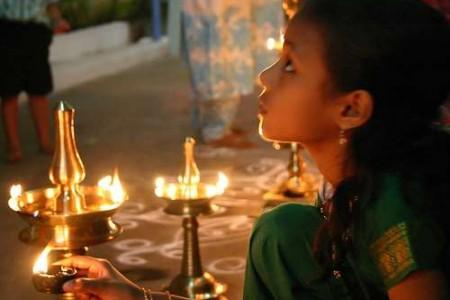 La leyenda de Lakshmi y la lavandera