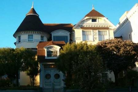 La Mansión Atherton, una casa maldita