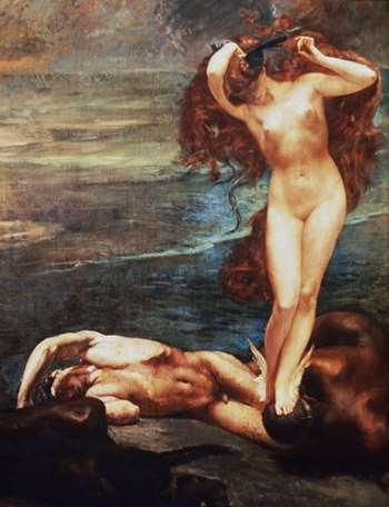 Los mejores relatos de la Mitología Griega Medusa