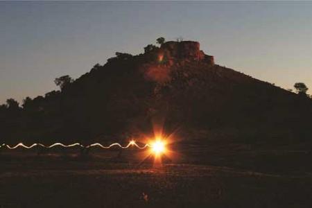 Las esquivas luces Min Min de Australia