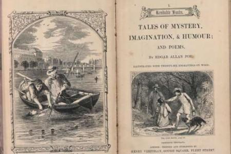 Edgar Allan Poe y el misterio de Mary Rogers