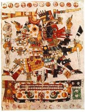 Mito azteca