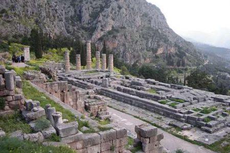 Delfos: el oráculo os espera