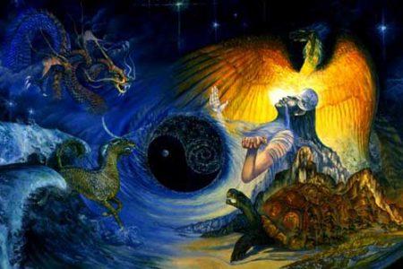 El mito de la Creación en la mitología de China