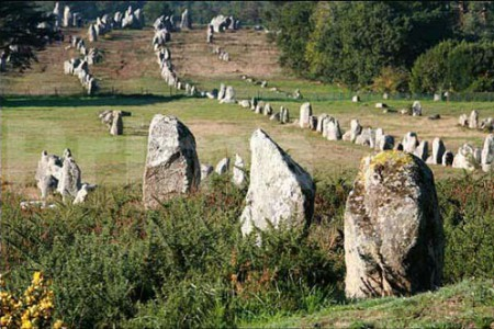 Las Piedras de Carnac, misteriosos monumentos megalíticos