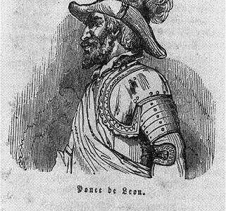 Ponce de León y la Fuente de la Eterna Juventud