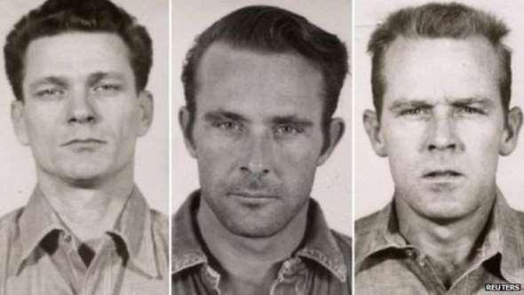 Presos fugados de Alcatraz