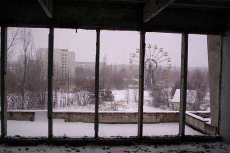 Pripyat, la ciudad fantasma de Kiev