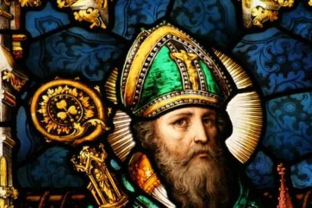 San Patricio y su enemistad con los duendes