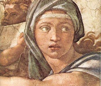 Las Sibilas, profetisas de la antigüedad