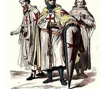 Los caballeros templarios y el Pergamino de Chinon