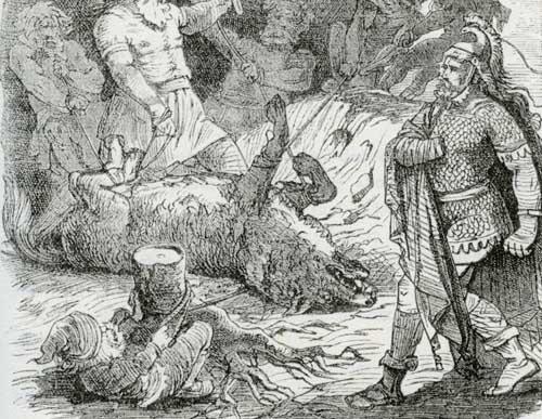 Tyr y Odin