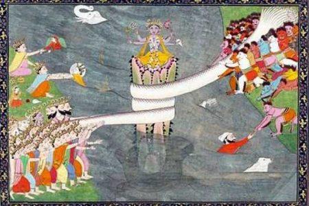 Amrita, el elixir de la inmortalidad