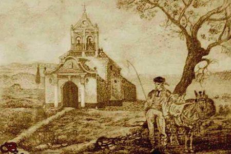 El Bandido Zamarilla y la Virgen de la Amargura