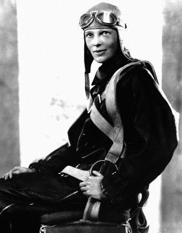 El misterio del último vuelo de Amelia Earhart