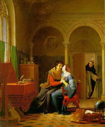 Las cartas de Abelardo y Eloísa, amor de leyenda