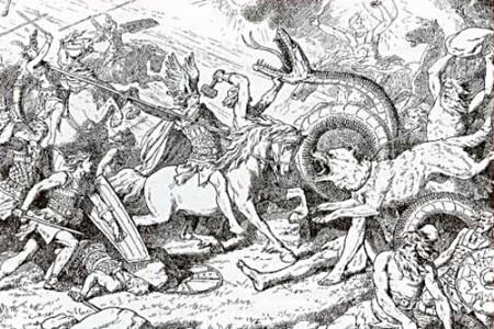 Ragnarök, el Apocalipsis según la mitología nórdica