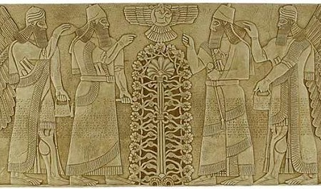 Dioses sumerios y su mito de la creación