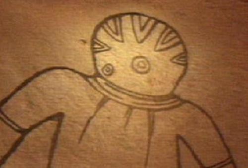 Astronauta de Tassili