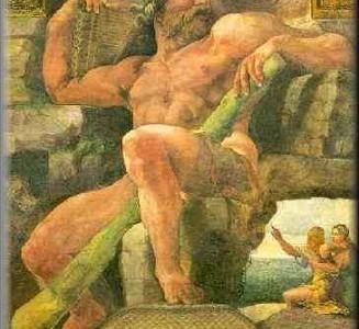 El dios Balar de la mitología irlandesa