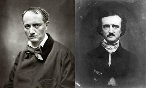 Baudelaire y Poe