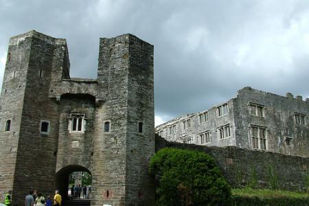 Los fantasmas del Castillo Berry Pomeroy