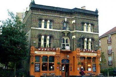 El fantasma de Bow Bells en Londres