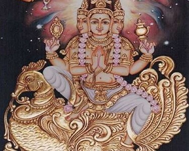Brahma y la divinidad del hombre