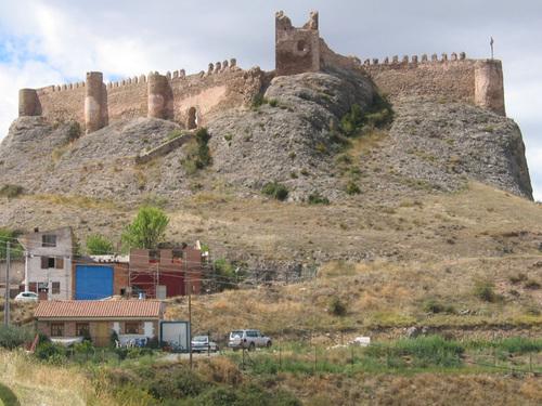 castillo de clavijo