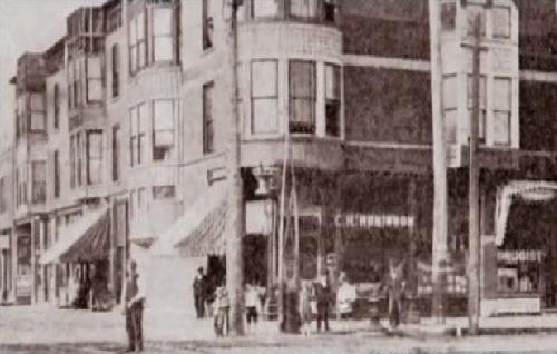 Hotel Holmes