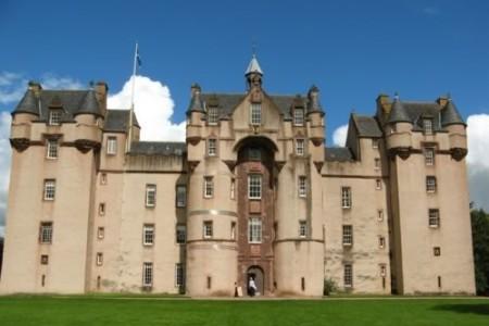 Los fantasmas del Castillo de Fyvie, en Escocia