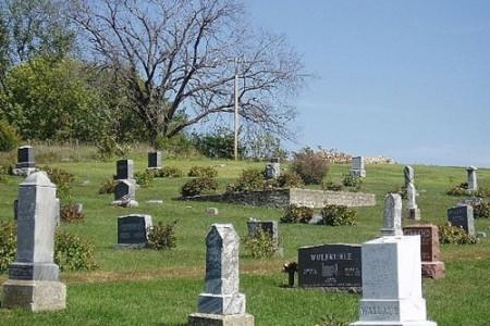El cementerio de Stull, una de las puertas al infierno