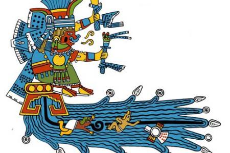 Chalchiuhtlicue, diosa azteca del Amor