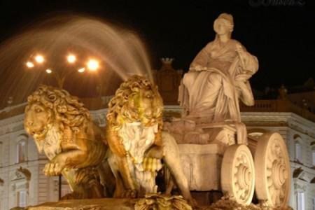 El mito de la diosa frigia Cibeles