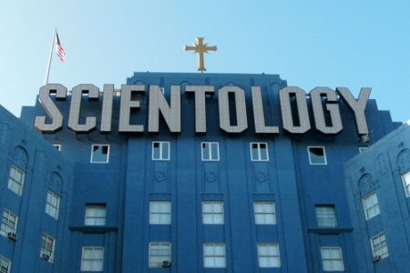 La iglesia de la Cienciología