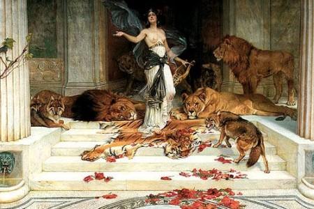 El viaje de Ulises: Circe y los lestrigones