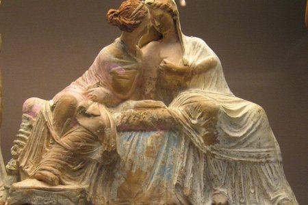 El mito de Perséfone, diosa de la primavera