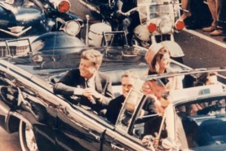 JFK, el asesinato de Kennedy