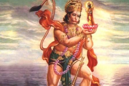 Hanuman, el gran rey mono