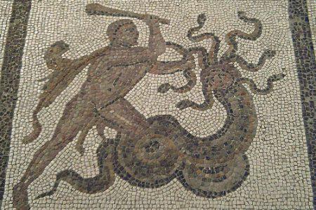 Los doce trabajos de Hércules