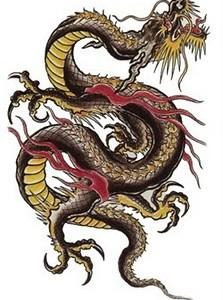 La perla del dragón, leyenda china