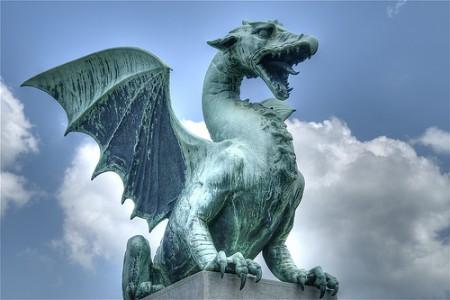 Los dragones, ¿seres buenos o malos?