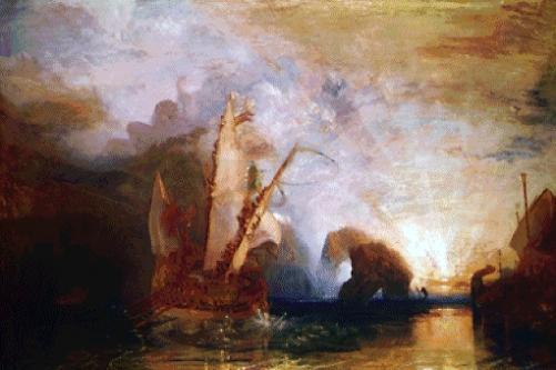 Las aventuras de Ulises: los cicones