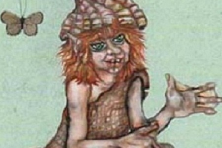 L´espumeru, mitología asturiana