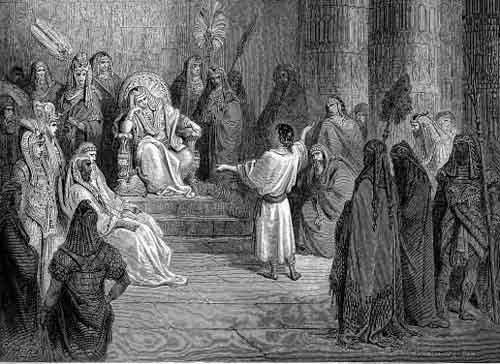 Jose y el Faraón