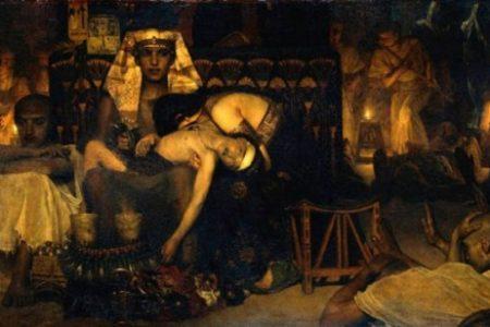 Explicación científica de las Plagas de Egipto