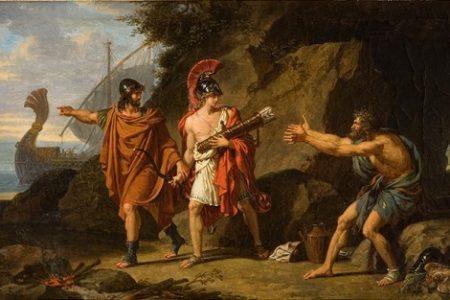 Filoctetes, un héroe de leyenda