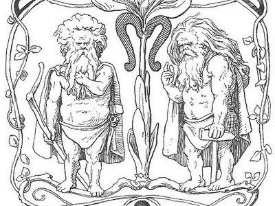 Enanos y elfos en la mitología nórdica