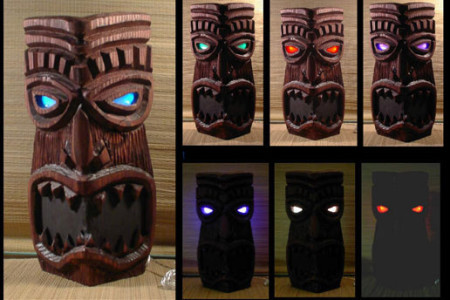 Los Tiki, mucho más que simple decoración